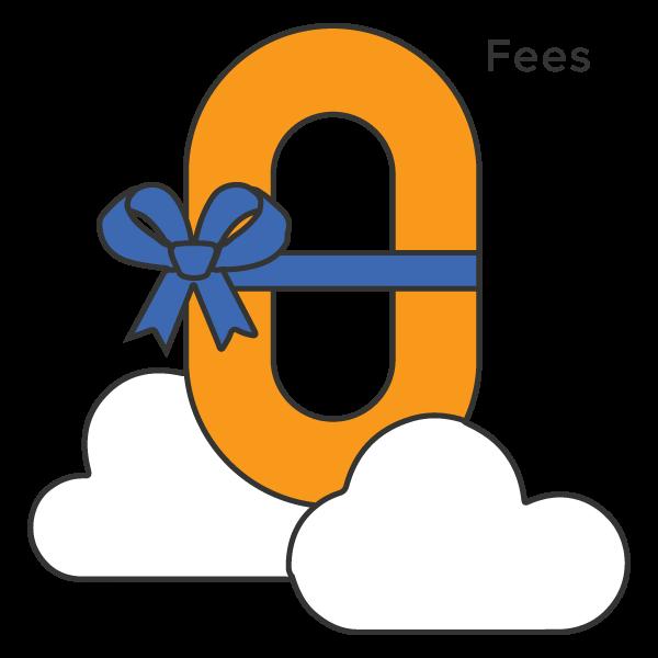 Zero Fees