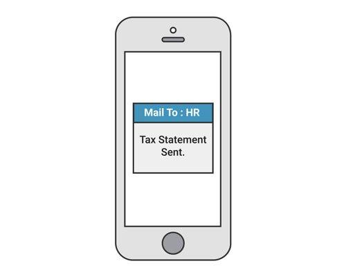 Tax saving mobile